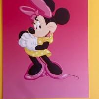 Daniella születésnapi PVC faliképe 70cm x110cm